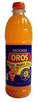 Oros Original Orange Squash (1lt)