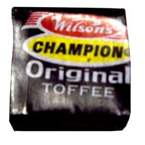 Wilsons Toffees - Original (10g)