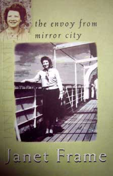 The Envoy from Mirror City - Janet Frame
