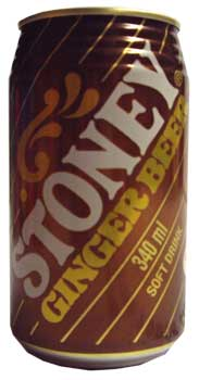 Stoney Ginger Beer (330ml)