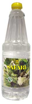 Safari White Spirit Vinegar (750ml)