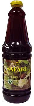 Safari Brown Spirit Vinegar (750ml)