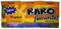 Raro - Tropical (3 x 80g)
