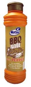 Marina BBQ Salt - With Pepper (400g)