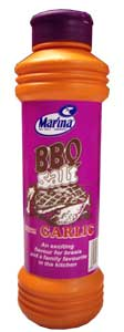Marina BBQ Salt - With Garlic (400g)