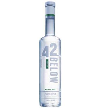 42 Below Vodka - Kiwifruit (700ml)