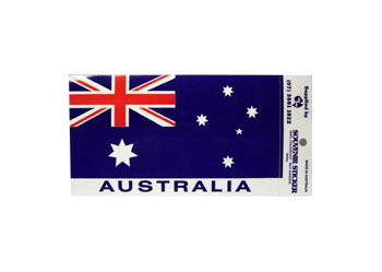Sticker - Australian Flag  (Small)