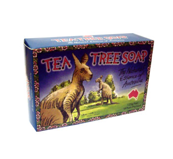 Soap - Tea Tree  (100g)