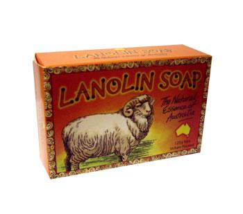 Soap - Lanolin  (125g)