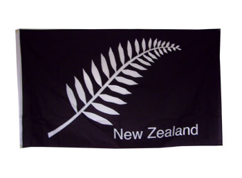 New Zealand Fern Flag (5 x 3ft)