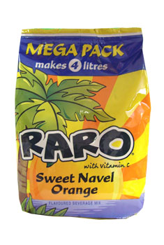 Raro Mega Pack - Sweet Navel Orange (320g)