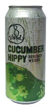 8 Wired Cucumber Hippy Berliner Weisse (440ml)