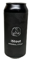 8 Wired iStout Imperial Stout (440ml)
