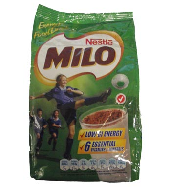 Nestle Milo - NZ Refill Bag (530g)