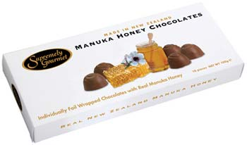 Supremely Gourmet Chocolates - Manuka Honey (10pk)