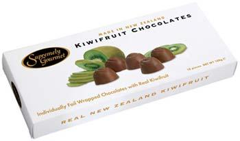 Supremely Gourmet Chocolates - Kiwifruit (10pk)