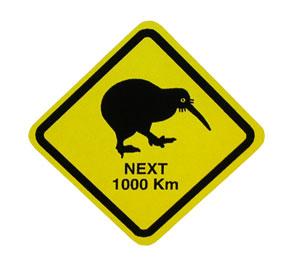 Keyring Kiwi next 1000k