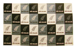 Tea Towel - New Zealand Ferns