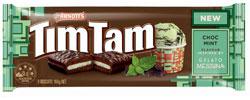 Arnotts Tim Tam Messina - Chocolate Mint (160g)