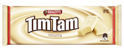 Arnotts Tim Tam - White (165g)