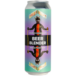 Urbanaut Salted Caramel IPA / Baked Pear Sour Beer Blender (500ml)