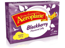 Aeroplane Jelly - Blackberry Flavour (85g)