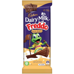 Cadbury Freddo Rice Crisps (150g)