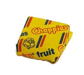 Chappies Bubblegum - Fruit Assorted (5g)