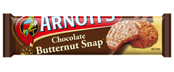 Arnotts Chocolate Butternut Snap (200g)