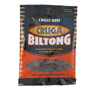 Cruga Sliced Biltong - Chilli Beef (35g)