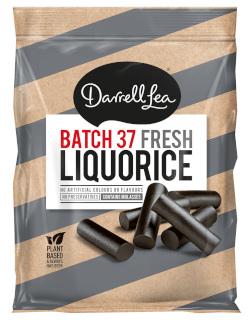 Darrell Lea Batch 37 Liquorice (260g)