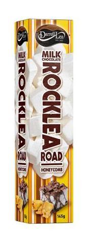 Darrell Lea Rocky Road Honeycomb (145g)