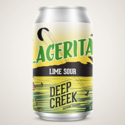 Deep Creek Lagerita Lime Sour (330ml Can)