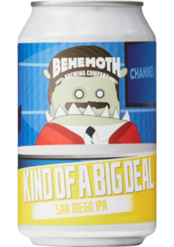 Behemoth Kind of a Big Deal (330ml Can)