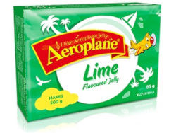 Aeroplane Jelly - Lime Flavour (85g)