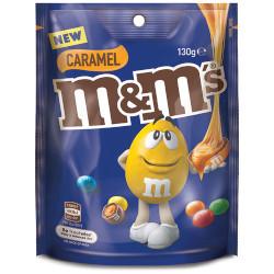 M&Ms Caramel Pouch (130g)