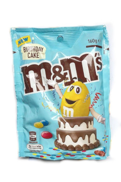 Marvelous Mms Birthday Cake Flavour Chocolate From Australia Funny Birthday Cards Online Alyptdamsfinfo