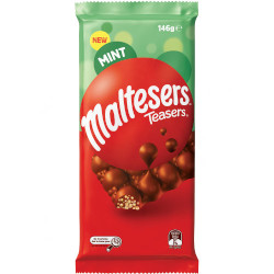 Maltesers Teasers Mint Block (145g)