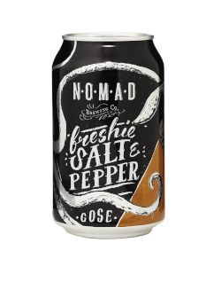 Nomad Freshie Salt and Pepper (330ml Can)