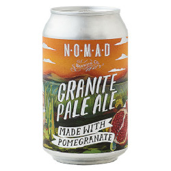 Nomad Granite Pomegranate (330ml Can)