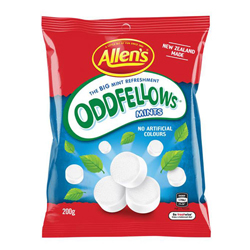 Allens Oddfellows (200g)