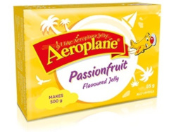 Aeroplane Jelly - Passionfruit Flavour (85g)