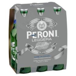 Peroni Leggera (6 x 330ml bottles)