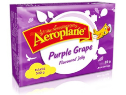 Aeroplane Jelly - Purple Grape Flavour (85g)