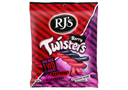 RJs Berry Twisters Raspberry & Blackberry (180g)