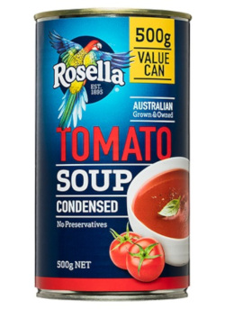 Rosella Tomato Soup Concentrate (500g)