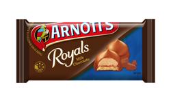 Arnotts Chocolate Royals  (200g)