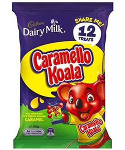 Cadbury Caramello Koalas Sharepack (180g)