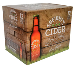 Speights Apple Cider (12 x 330ml bottles)