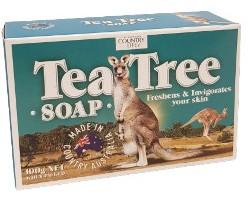 Soap - Tea Tree  (100g)